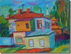 День св. Прокопия, 37x50, 2010